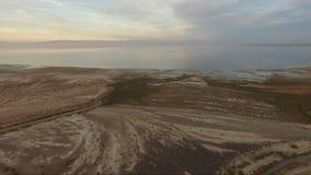 Mar San Andreas Fault California Imperial Valley de Salton filme