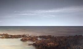 Mar siciliano Imagenes de archivo