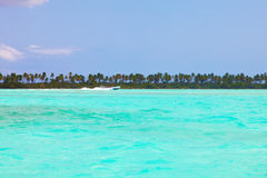 Mar, sol y arena Imagen de archivo