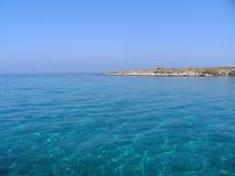 Mar sonhador Fotografia de Stock