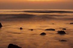 Mar suave Fotografía de archivo