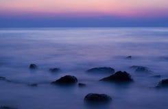 Mar suave Foto de archivo libre de regalías