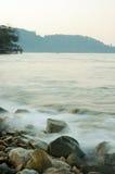Mar suave Fotografía de archivo libre de regalías