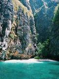 Mar tailandés, mar de andaman fotografía de archivo
