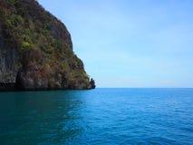 Mar tailandés, mar de andaman imagenes de archivo