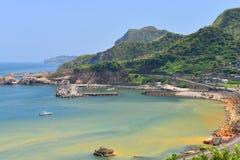Mar Taipei Taiwán de Yinyang Foto de archivo libre de regalías