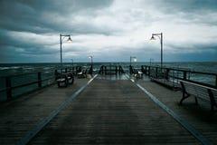 Mar tempestuoso imagen de archivo