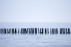 Mar tranquilo Imagem de Stock Royalty Free