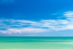 Mar tropical imágenes de archivo libres de regalías
