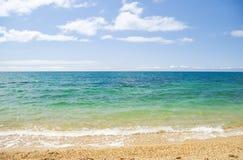 Mar tropical Foto de Stock