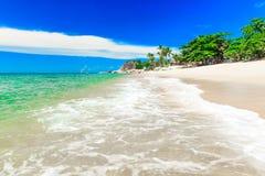 Mar tropical fotografía de archivo libre de regalías