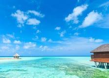 Mar tropical hermoso imagen de archivo libre de regalías
