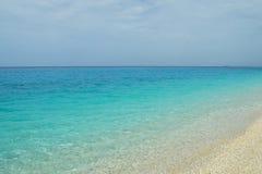 Mar tropical tranquilo Imagen de archivo