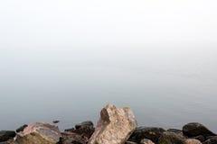 Mar vacío Fotografía de archivo libre de regalías