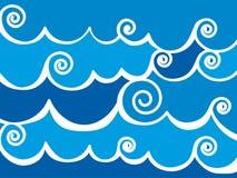 Mar (vector) Stock Image