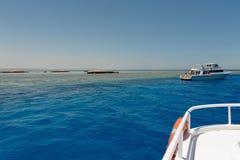 Mar Vermelho Imagem de Stock Royalty Free