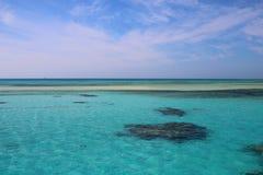 Mar Vermelho Fotografia de Stock