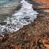 Mar Vermelho de Egipto Imagem de Stock