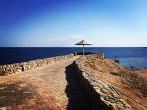 Mar Vermelho Egito do elsheik de Sharm Foto de Stock