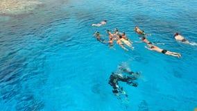 Mar Vermelho Sharm el Sheikh Egypt imagem de stock