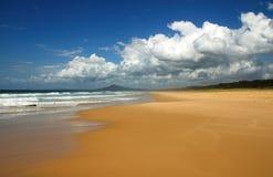 Mar y cielo Imagenes de archivo