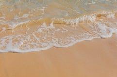 Mar y playa hermosos Foto de archivo