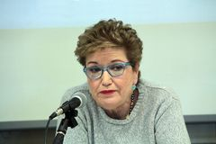 Mara Maionchi, photo March 2014 Stock Photography