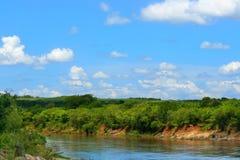 Mara River Stock Photo