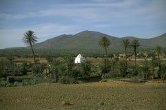 marabu摩洛哥s坟茔 库存照片