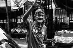 Maracaibo, Venezuela, Man Stock Image