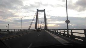 Maracaibo& x27; puente de s Foto de archivo libre de regalías