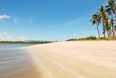 Maracaipe Beach. In Pernambuco, Brazil, on September 1st, 2007 Stock Photography