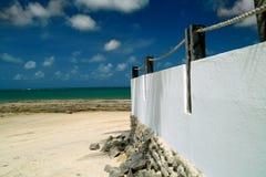 Maracaju's beach,Natal Stock Image