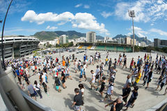 Maracanã Royalty Free Stock Images