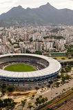 Maracana stadion Royaltyfri Bild