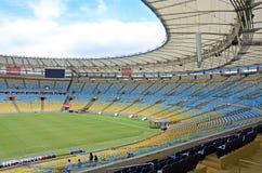 Maracana Stadion Lizenzfreies Stockfoto
