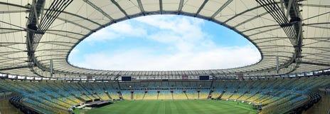 Maracana Stadion Lizenzfreie Stockfotos