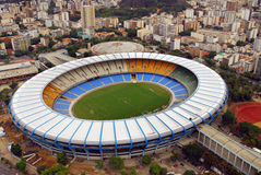 Maracana Stadium stock photography