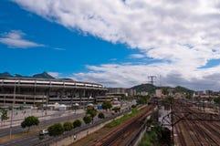 Maracana Stadium Royalty Free Stock Photo