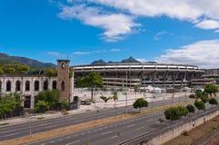 Maracana Stadium Royalty Free Stock Images