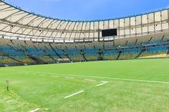 The Maracana Stadium in Rio de Janeiro Royalty Free Stock Images