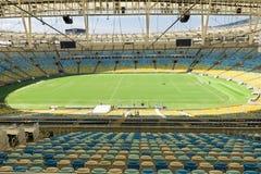 The Maracana Stadium in Rio de Janeiro. Brazil Stock Photos