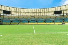 The Maracana Stadium in Rio de Janeiro Royalty Free Stock Image