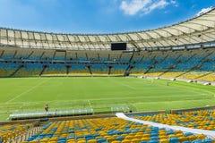 The Maracana Stadium in Rio de Janeiro Stock Images