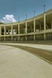 Maracana Stadium in Rio de Janeiro Stock Photography