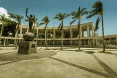 Maracana Stadium in Rio de Janeiro Stock Image