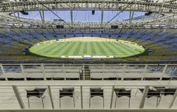 Maracana Stadium in Rio de Janeiro,Brazil Royalty Free Stock Images