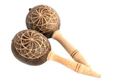 Maracas Royalty Free Stock Image