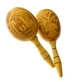 Maracas Royalty Free Stock Photos