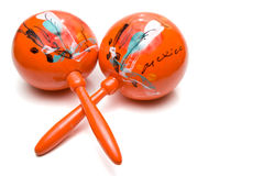 Maracas Stock Photography